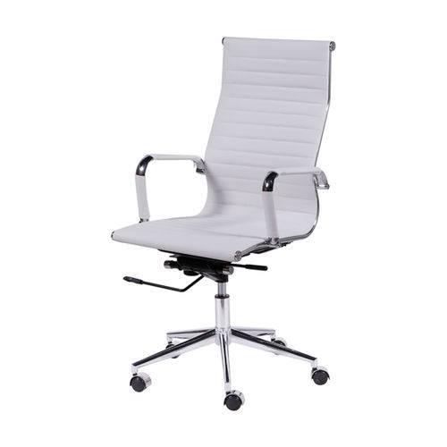 Cadeira Eames 3301 Alta Branca