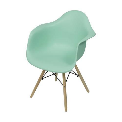 Cadeira Eames Dar C/braço Sala de Jantar 62x44x82cm Tifanny