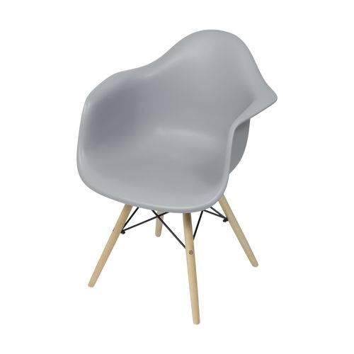 Cadeira Eames Dar C/braço Sala de Jantar 62x44x82cm