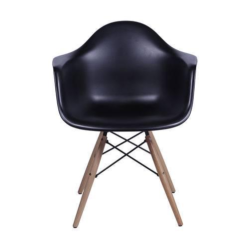 Cadeira Eames Daw Preta