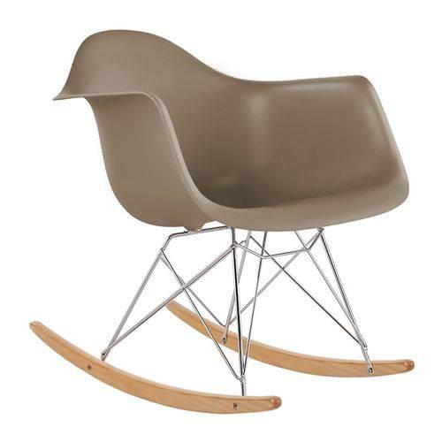 Cadeira Eames Rar Balanço - Mild Grey