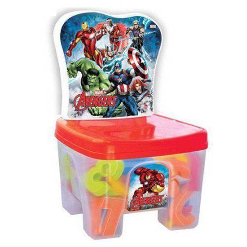 Cadeira Educa Kids Avengers - 2486 - Lider