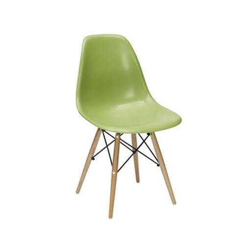 Cadeira em Polipropileno Verde