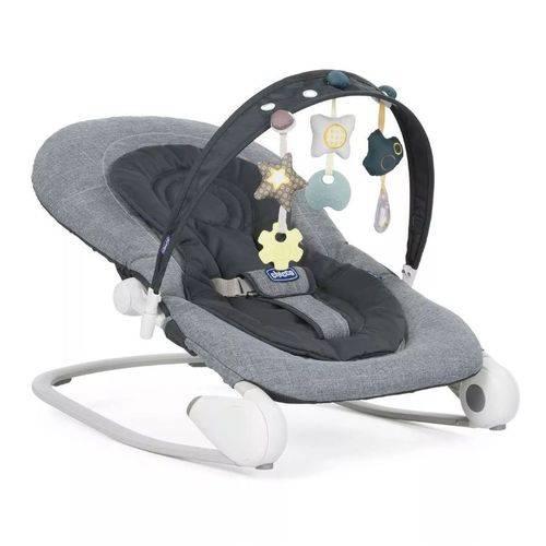 Cadeira Espreguiçadeira Hoopla Dark Grey - Chicco