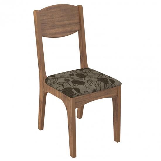 Cadeira Estofada CA12/2 02 Unidades - Dalla Costa CA12/2