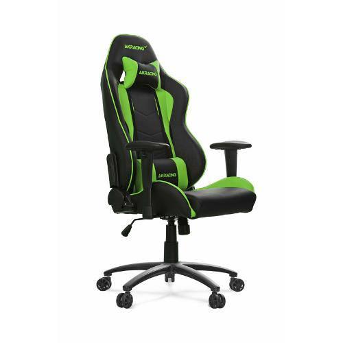Cadeira Gamer Akracing Nitro Verde - Ak-Nitro-Gn 10030-4