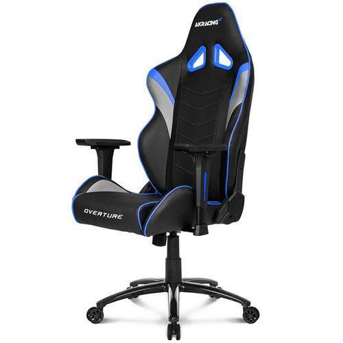 Cadeira Gamer Akracing Overture Blue (10520-8)