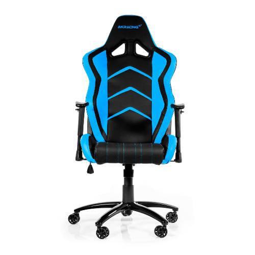 Cadeira Gamer Akracing Player Preto/Azul - Ak-K6014-Bl 10040-5