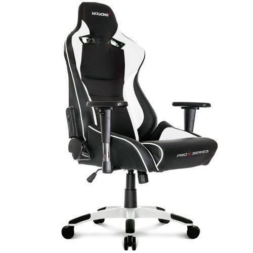 Cadeira Gamer Akracing ProX Bigger White (10259-7)