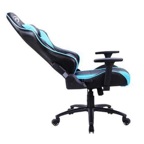 Cadeira Gamer Azul/Preto BCH-38BBK Bluecase