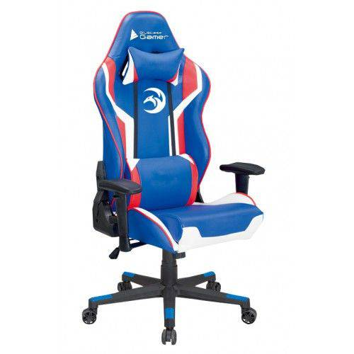 Cadeira Gamer Bluecase Pegasus Bch-37bwr