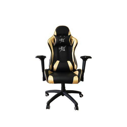 Cadeira Gamer Brx 322 - Gold