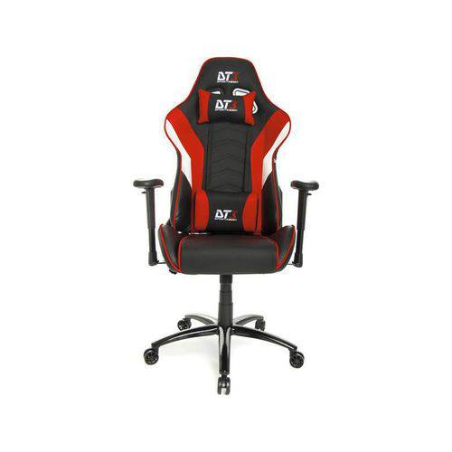 Cadeira Gamer Dt3 Sports Elise C/ Apoio de Braco Red (10637-7) *