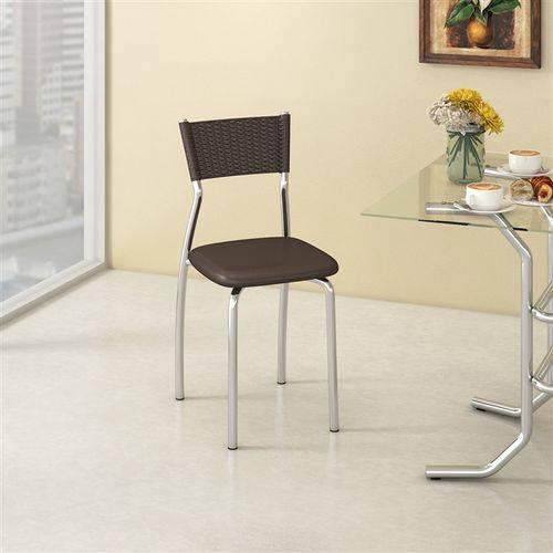 Cadeira Gênova com Encosto em Junco C122