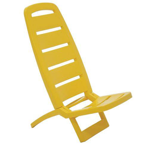 Cadeira Guaruja Amarelo
