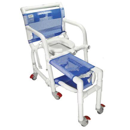 Cadeira Higiênica Ortopédica - Carcilife - 340CL