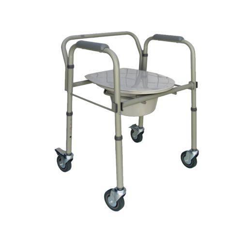 Cadeira Higiênica para Banho SCMF202W Praxis