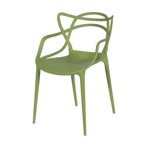 Cadeira Jar Solna Sala de Jantar 54x43x83,5cm Verde Escuro