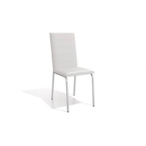 Cadeira Kappesberg Amsterdã Cromada 2C091CR - Cor Cromada - Assento Branco 106