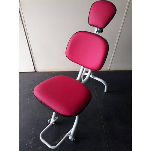 Cadeira Maquiagem Portátil Athus