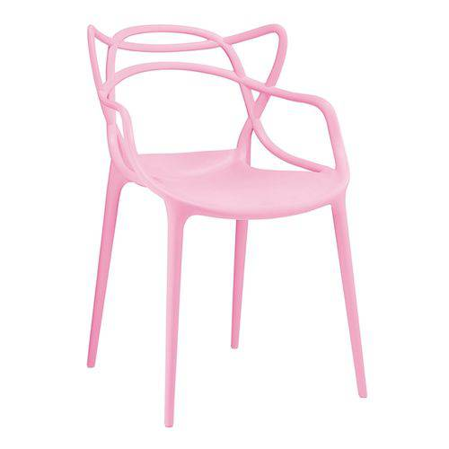 Cadeira Masters Allegra - Rosa