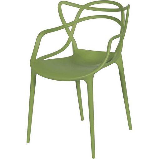 Cadeira Mônica Verde PP OR Design 1116