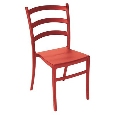Cadeira Nádia Vermelha Tramontina