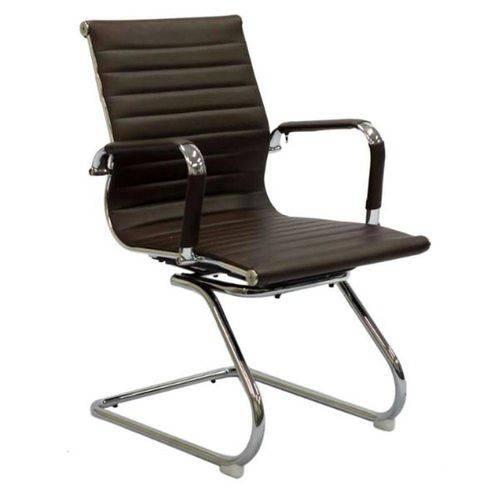 Cadeira Office Or Design Eames Esteirinha Fixa Or-3301 Fixa Cafe