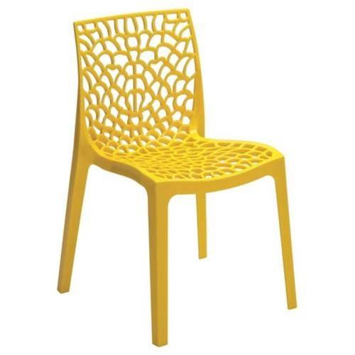 Cadeira Or Design Gruvyer Amarelo