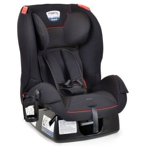 Cadeira P/ Auto Matrix Evolution K Dot Vermlho Burigotto