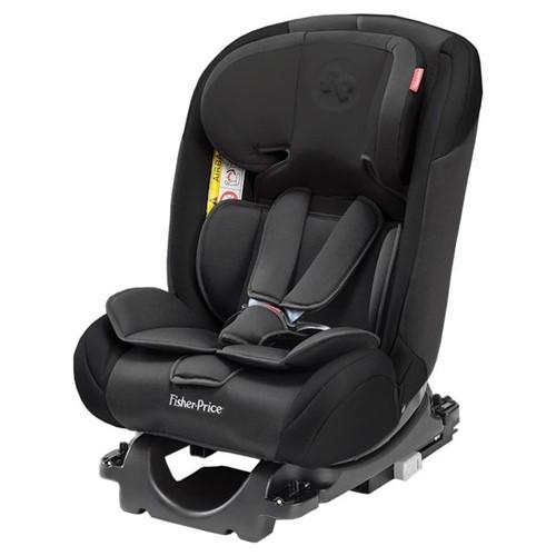 Cadeira para Auto 0 a 36Kg All-Stages Fix Fisher Price Preto Preto