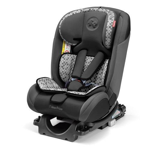 Cadeira para Auto All Stages Fix Cinza - Fisher Price