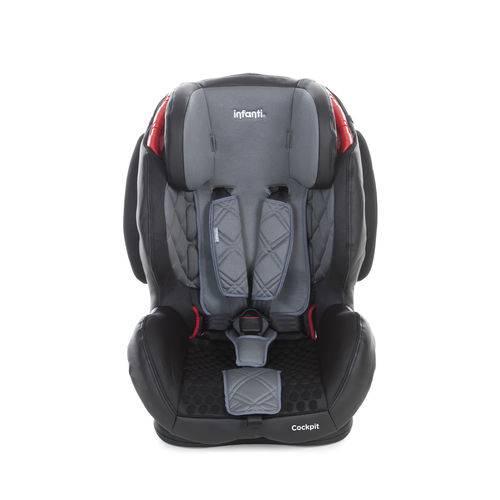 Cadeira para Auto Cockpit Grafito 9 a 36 Kg - Infanti