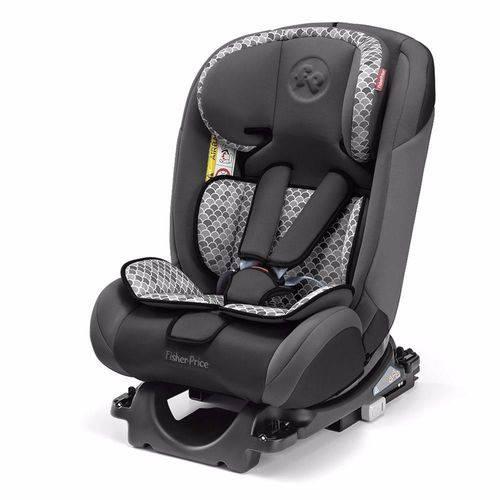 Cadeira para Auto de 0 a 36 Kg - All-stages Fix - Cinza - Fisher Price