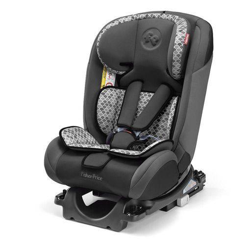 Cadeira para Auto de 0 a 36 Kg - All-Stages Fix Cinza - Fisher-Price