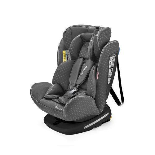 Cadeira para Auto - de 0 à 36 Kg - Easy 360º Fix - Cinza - Fisher-price