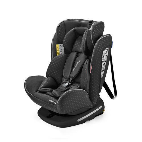 Cadeira para Auto - de 0 à 36 Kg - Easy 360º Fix - Preta - Fisher-price