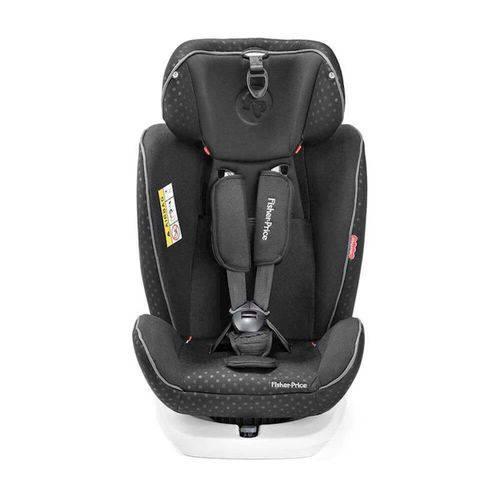 Cadeira para Auto Easy 360 Fix 0-36kg - Preta - Fisher Price