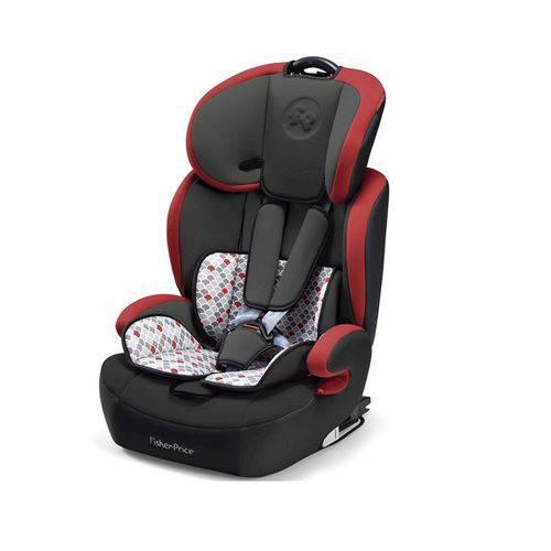 Cadeira para Auto Fisher Price 9-36kg (0, I, Ii, Iii) Bb563 - Vermelho