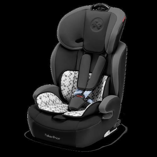 Cadeira para Auto Fisher Price Cinza 9-36 Kg - BB564