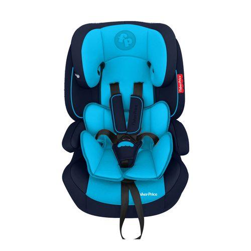 Cadeira para Auto Fisher-Price Iconic 9-36 Kgs (I,II,III) Azul Multikids Baby - BB580 BB580