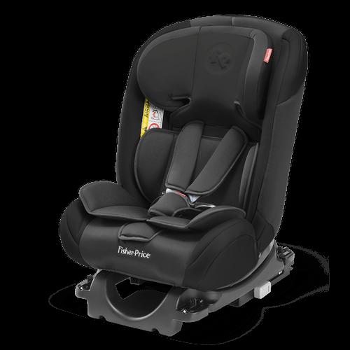 Cadeira para Auto Fisher Price Preto Multikids Baby - BB562