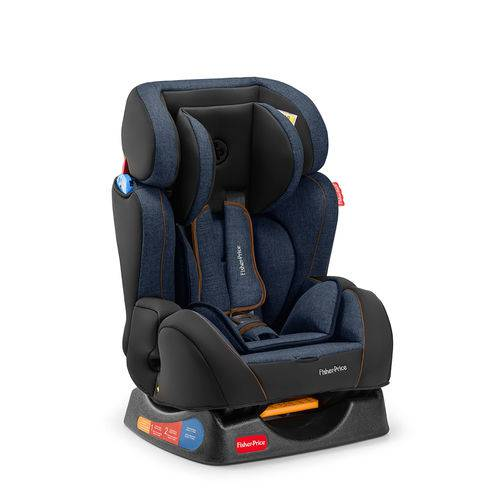 Cadeira para Auto Hug Azul 0 a 25 Kg Fisher Price