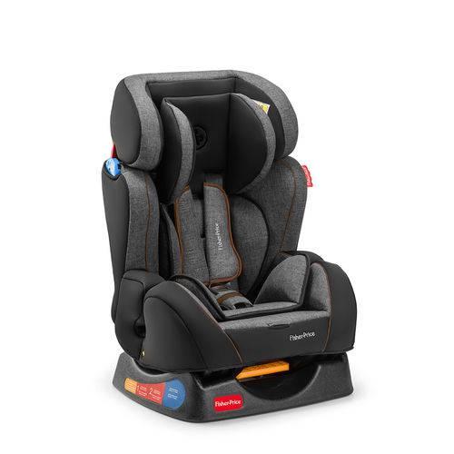 Cadeira para Auto Hug Cinza 0 a 25 Kg Fisher Price
