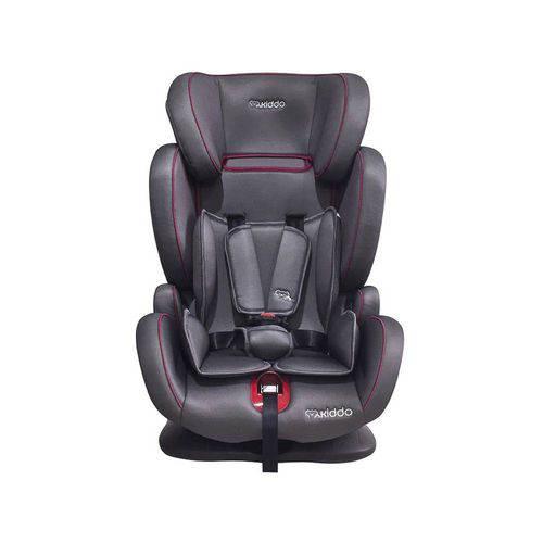 Cadeira para Auto Kiddo Cinza Cinza Único