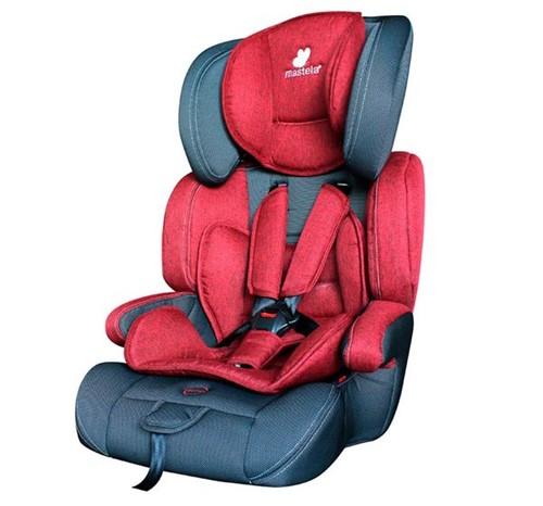 Cadeira para Carro Allegra Vermelho 9 a 36kg
