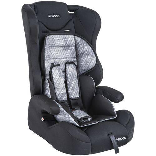 Cadeira para Carro com Isofix Preto City Kiddo