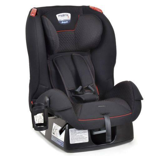 Cadeira para Carro Matrix Evolution K Burigotto DOT Vermelho - 0 a 25kg