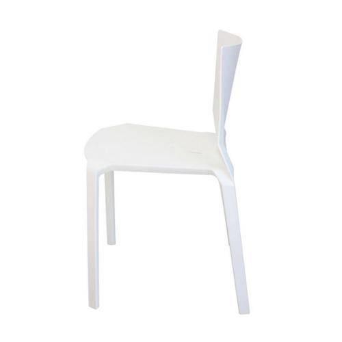 Cadeira Plana Polipropileno Wolker