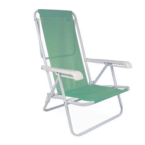 Cadeira Reclinável Aço 8 Posições Anis